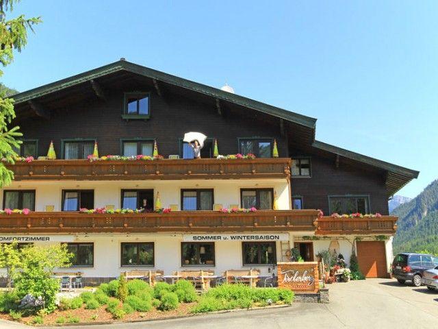 Hausfoto Tirolerherz