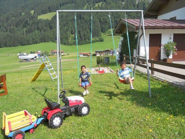 Kinderfuhrpark - BauernhoKröpflhof