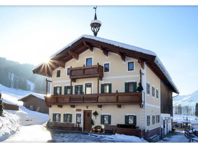 Winterurlaub in St. Jakob in Haus