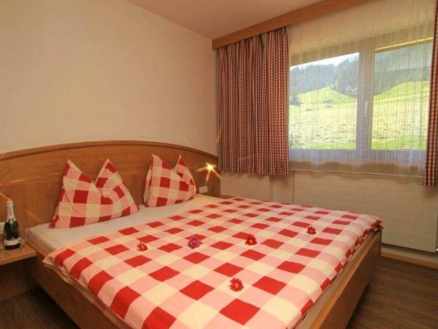 Schlafzimmer - Kröpflhof Ferienwohnungen