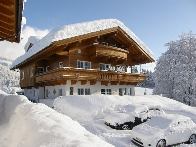 Winter in Fieberbrunn