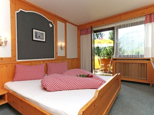 Tirolerherz - Doppelbett