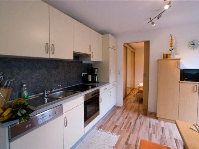 TOP ausgestattete Küche Appartement Fieberbrunn