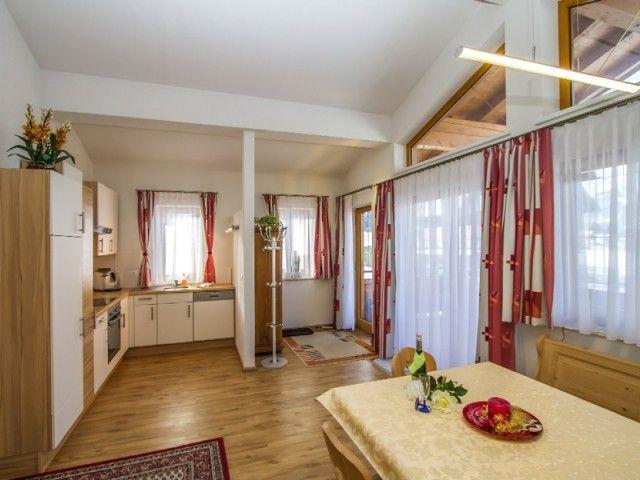 Wohnraum - Gerti's Ferienwohnungen in Hochfilzen