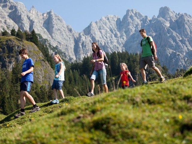 Wandern in Hochfilzen im PillerseeTal
