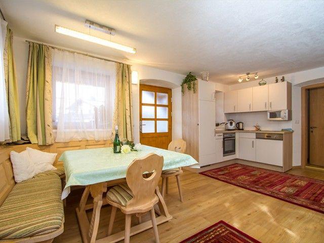 Eckbank - Gerti's Ferienwohnungen in Hochfilzen