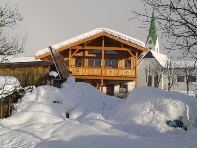 Gerti´s Ferienwohnungen im Winter in Hochfilzen