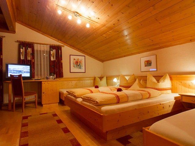 Schalfzimmer Ferienwohnung