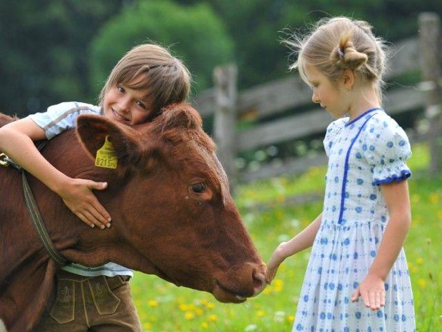 So macht Urlaub am Bauernhof Spaß!