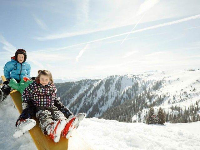 Winterurlaub in Leogang