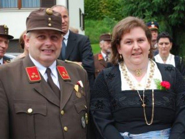 Gerhard und Christl Horngacher