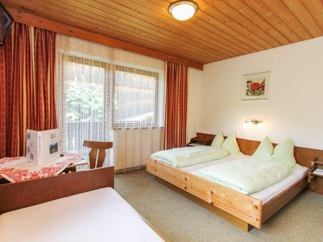 Schlafzimmer am Hasenberghof