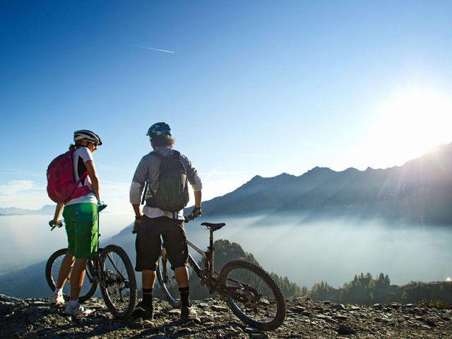 Biken in Zell am See