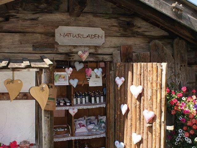 Naturladen am Bauernhof in Saalfelden
