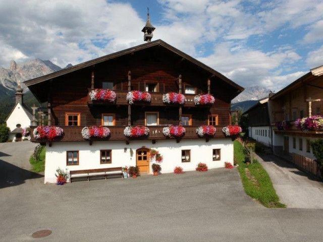 Ferienbauernhof in Saalfelden