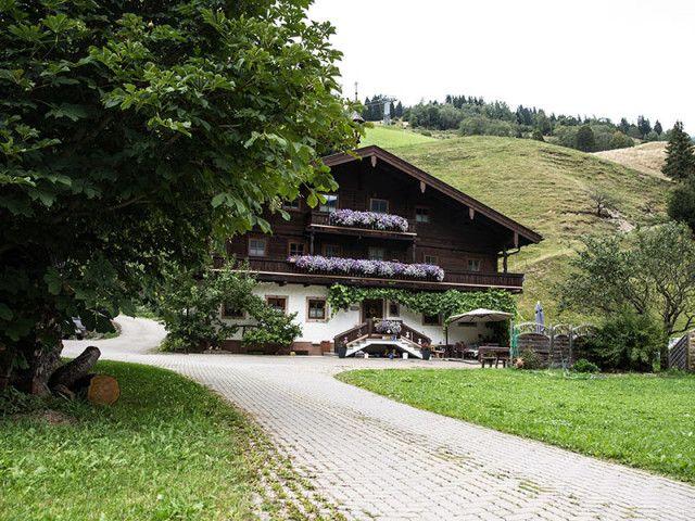 Ferienbauernhof Hochwart in Saalbach