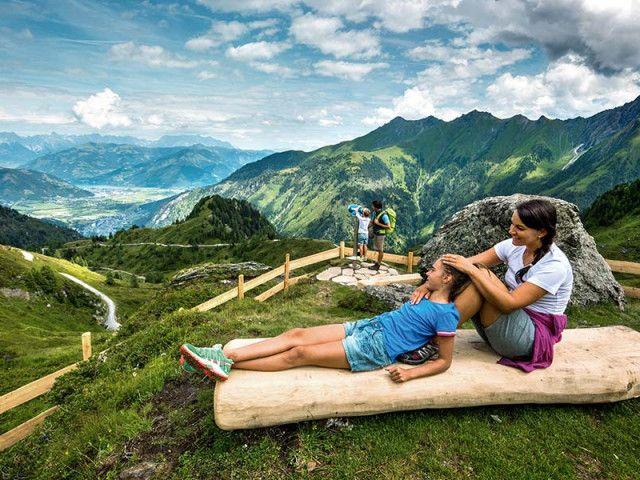 Wandern am Kitzsteinhorn