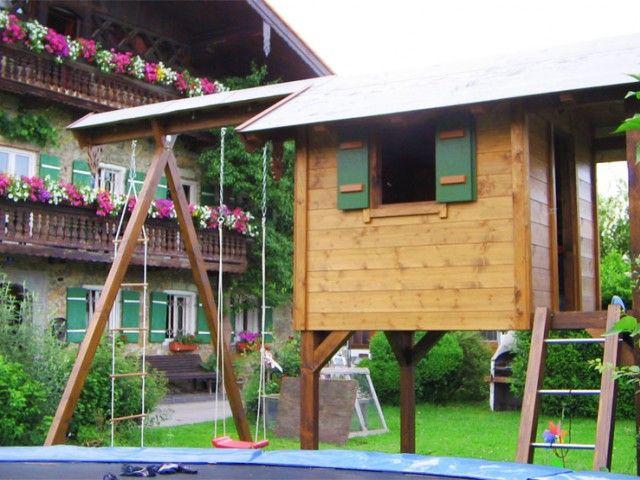 Spielehaus am Bauernhof Neuhauserhof.
