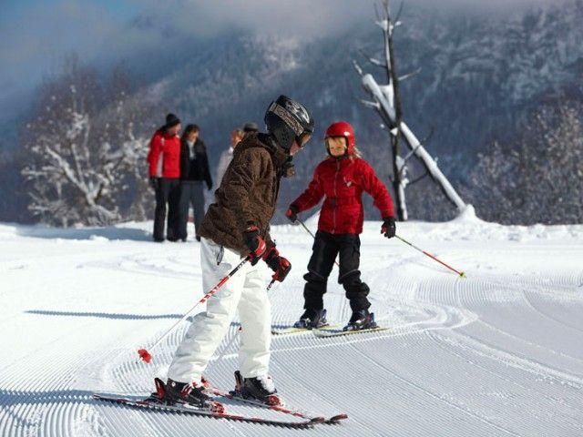 Skiurlaub Oberteisendorf