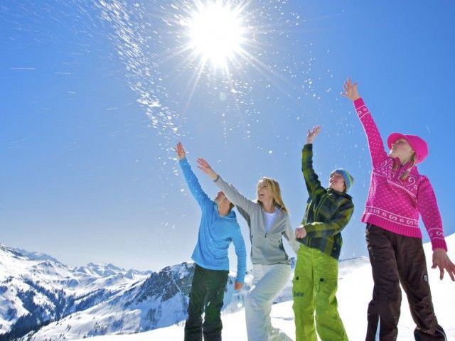 Skiurlaub in Saalbach