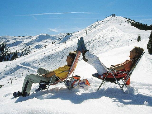 Entspannung - Winterurlaub in Leogang
