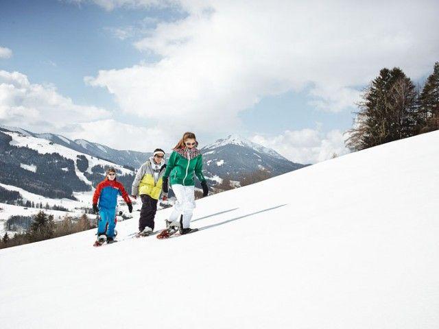 Schneeschuhwandern Saalfelden