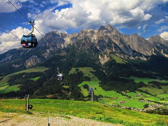 Leoganger-Bergbahnen
