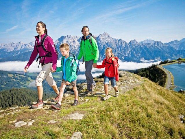 Wanderurlaub Saalfelden-Leogang