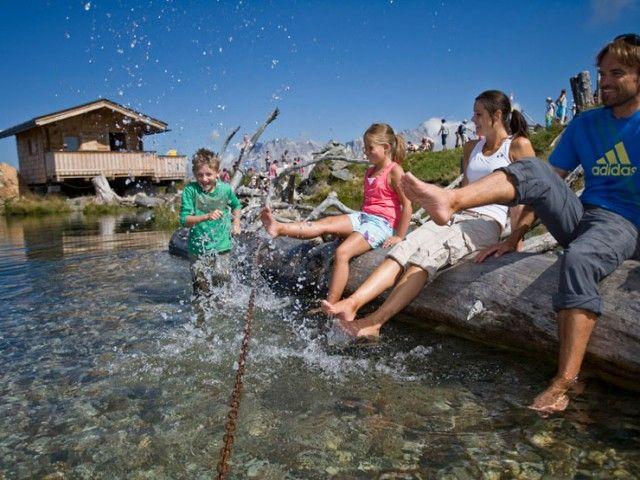 Sommerurlaub Saalfelden