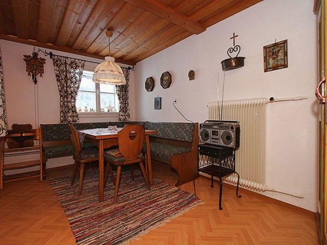 Ferienhaus Esszimmer